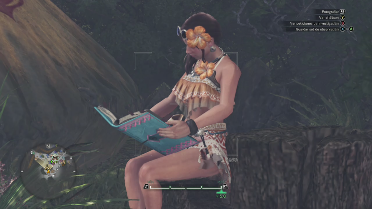 Cl4nD3St1n0 Mx playing Monster Hunter: World