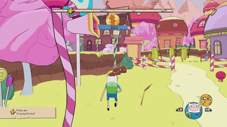 TerajimaRyoko playing Adventure Time: Pirates of the Enchiridion
