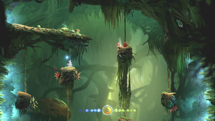 zzUrbanSpaceman playing Ori and the Blind Forest